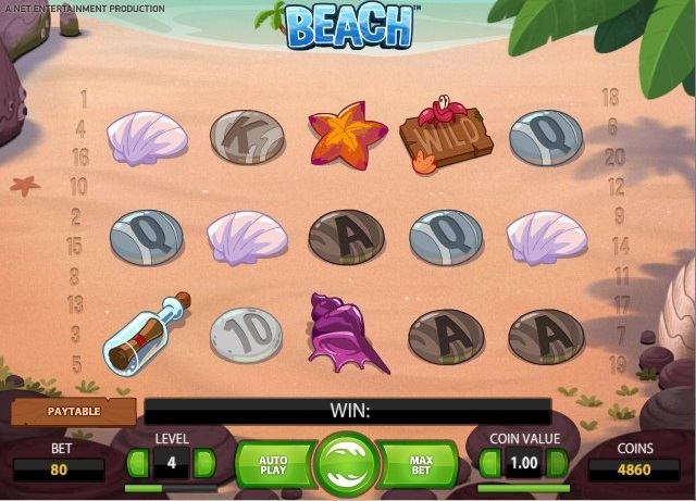 beach slot review netent casinos and slots