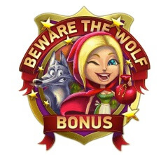 fairy tale legends red riding hood slot machine